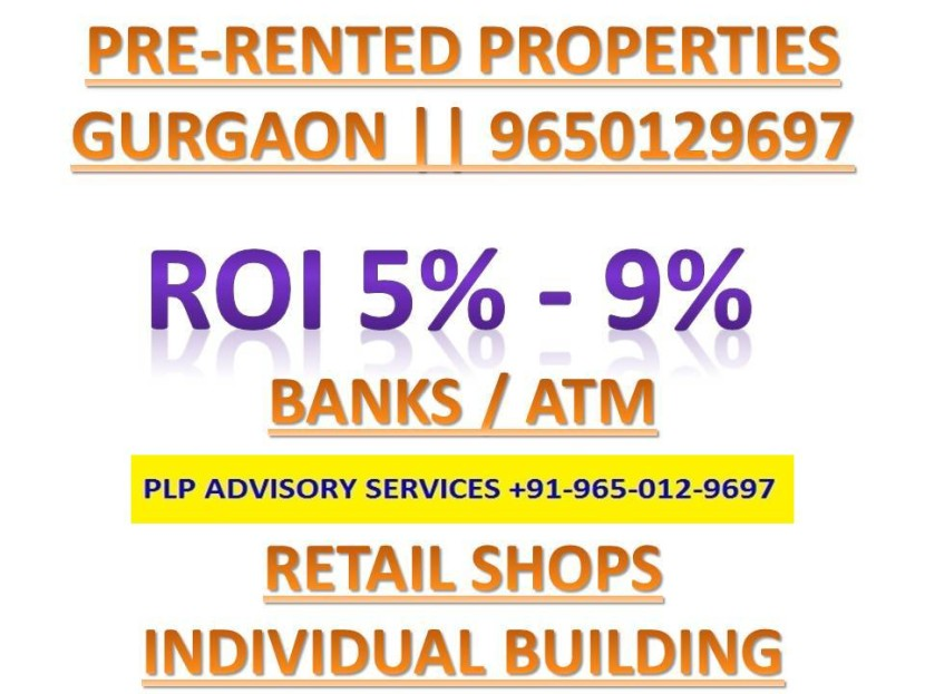Pre-Leased Bank In Gurgaon