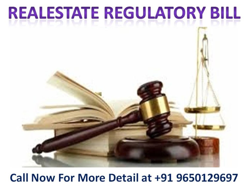 Real Estate Regulatory Bill