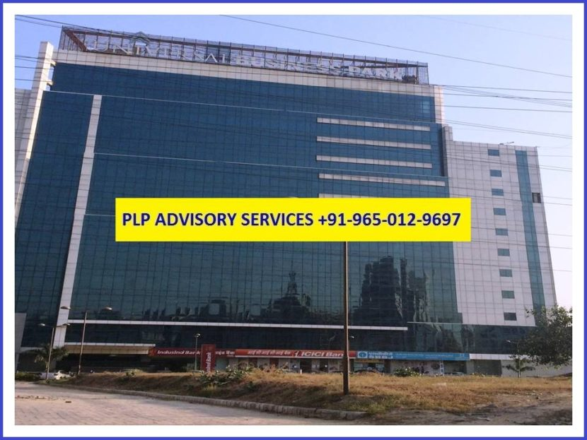 Pre Leased Property in Universal Business Park Gurgaon