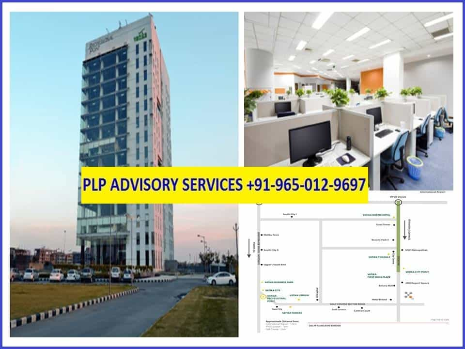 Pre-leased Property in Vatika Professional Point