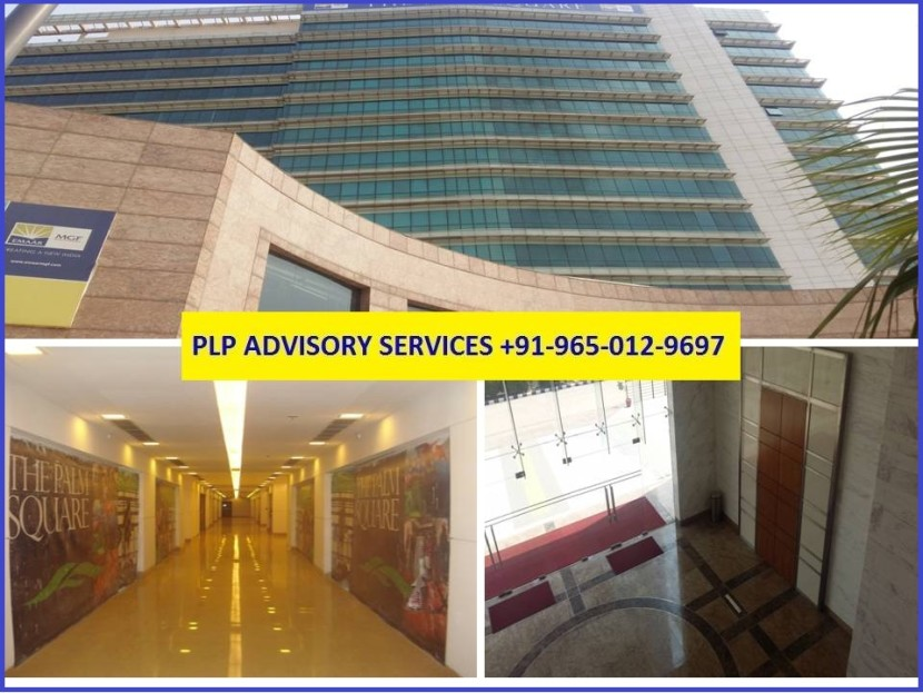 Office for lease in Palm Square Gurgaon