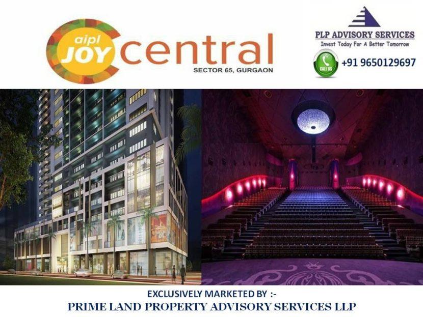 AIPL Joy central Sector 65 Gurgaon