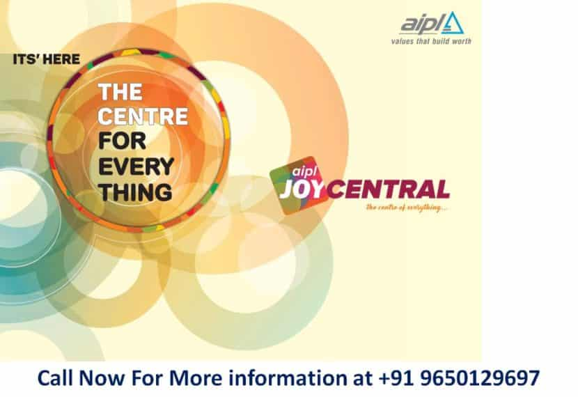 AIPL Joy central Sector 65 Gurgaon