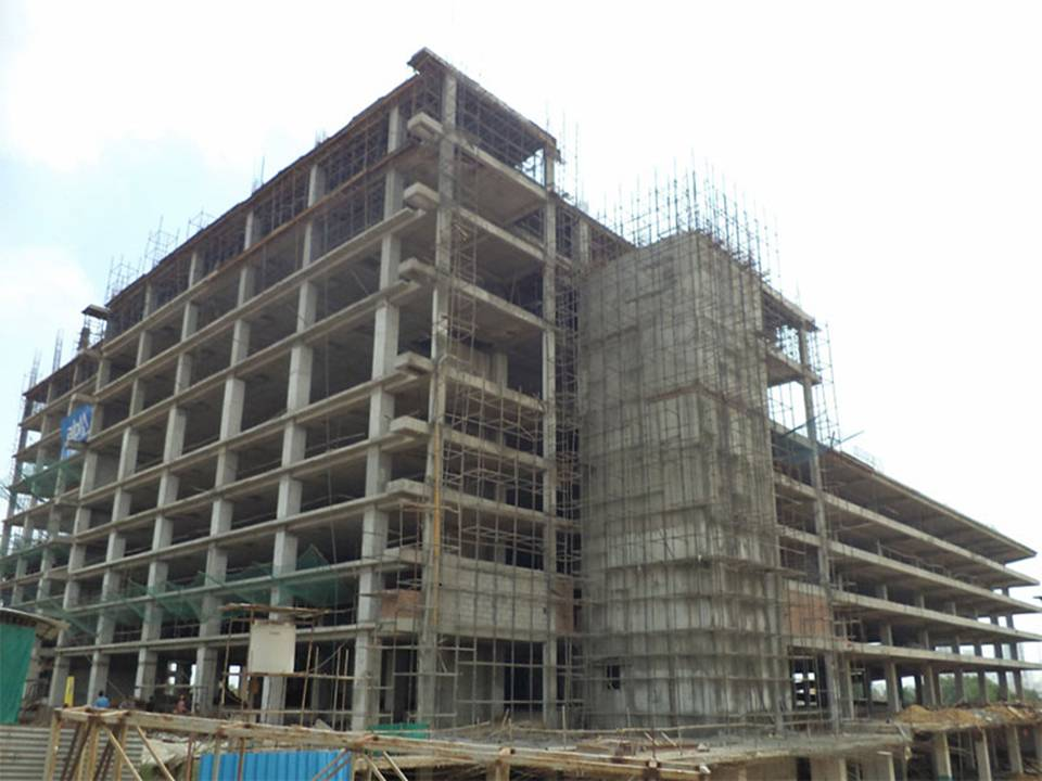 Construction Update of AIPL Business Club Gurgaon