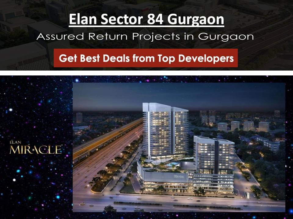 Elan Sector 84 Gurgaon