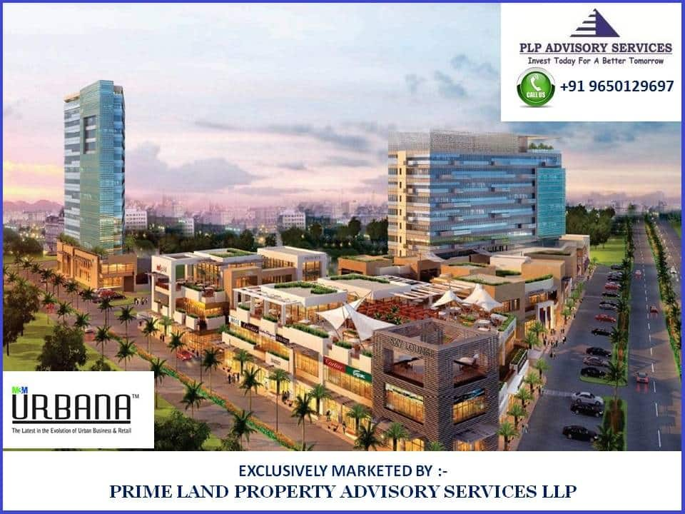 Commercial Project M3M Urbana Sec-67 Gurgaon