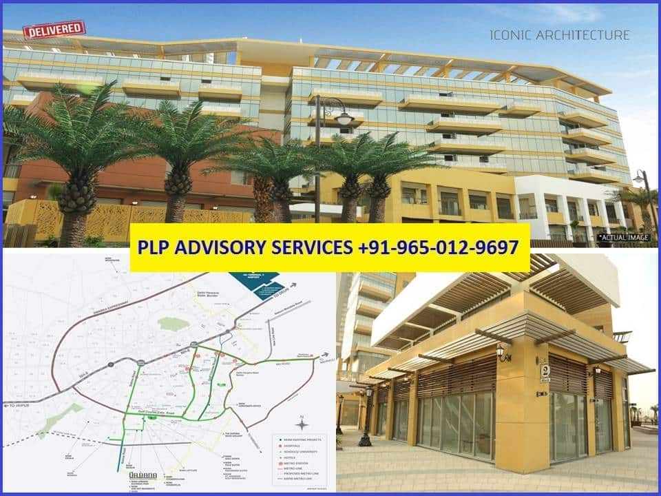 Pre-leased property in M3M Urbana Gurgaon