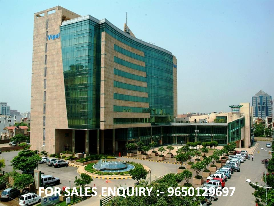 Pre-leased Property in Vipul Square Gurgaon-9650129697