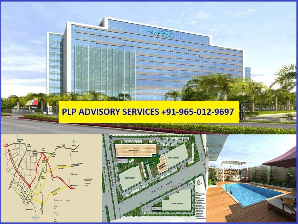 Pre-leased Property in Magnum Towers Gurgaon