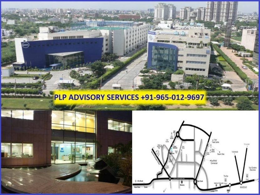 Pre-leased Property in Vipul Tech Square Gurgaon