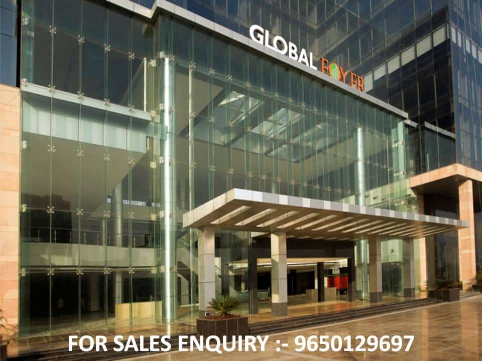 9650129697 Pre-leased Property in Global Foyer Gurgaon