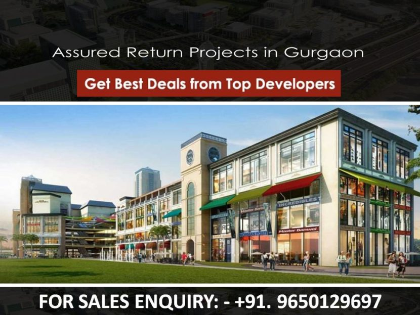 AMB Selfie Street new commercial project in Gurgaon