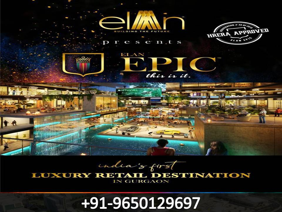 Elan Epic sector 70 Gurgaon