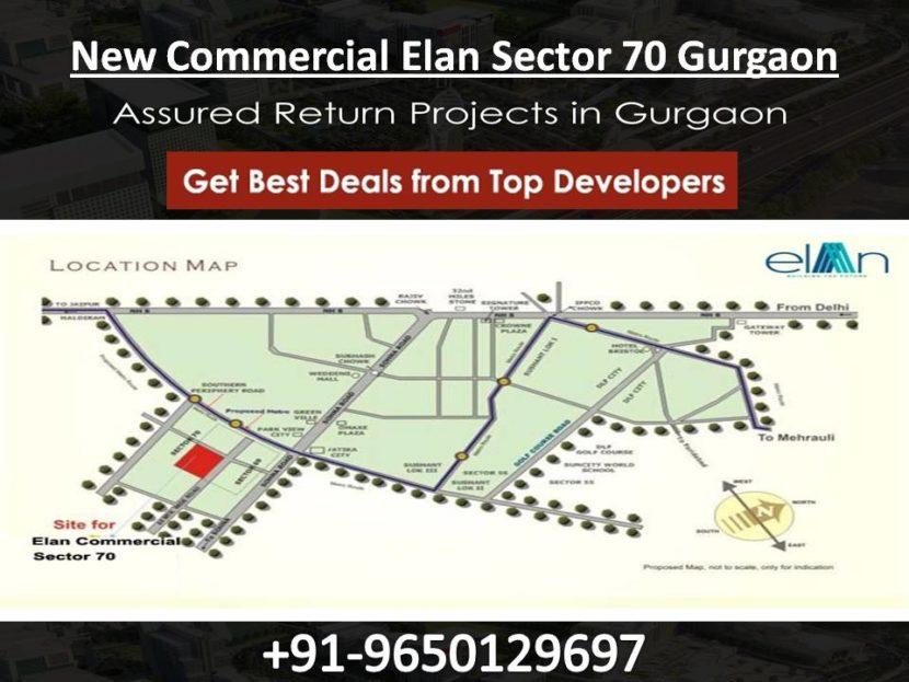 Elan Sector 70 Gurgaon
