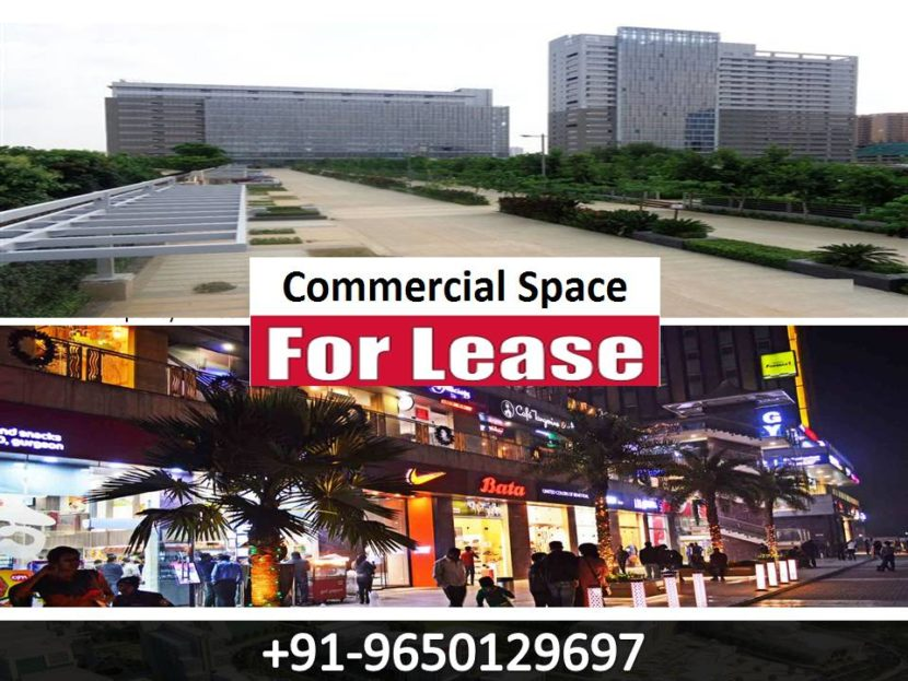 Commercial space for rent in Gurgaon