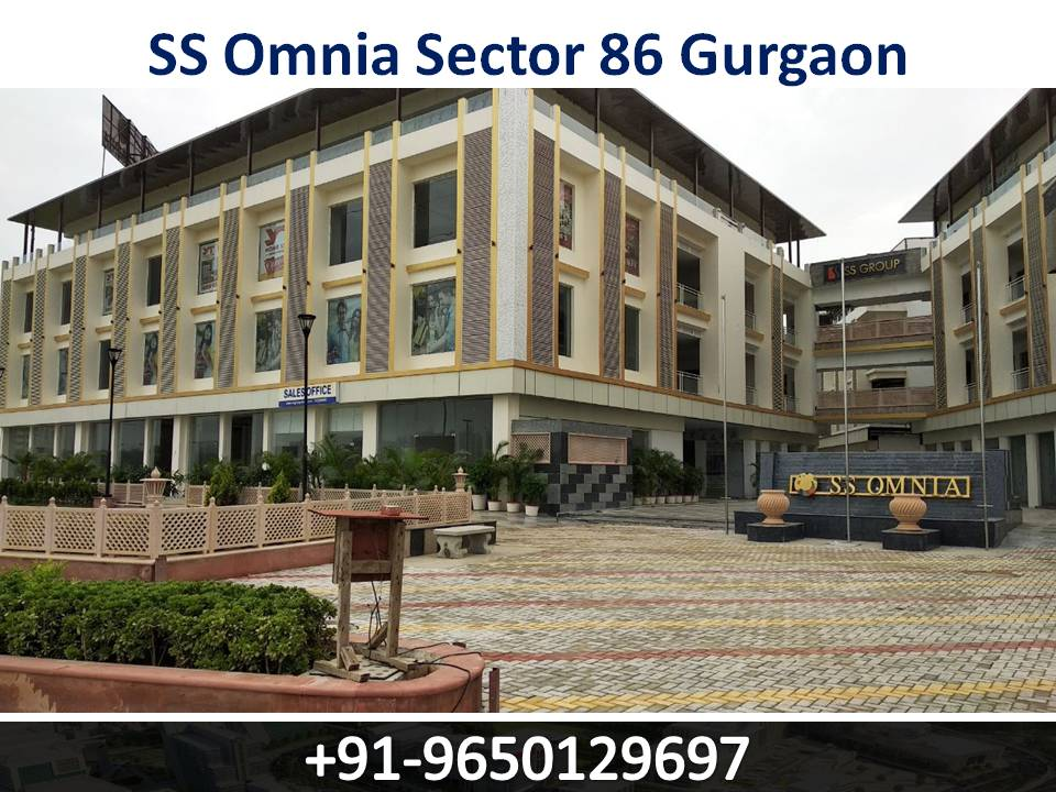 SS Omnia Sector 86 Gurgaon