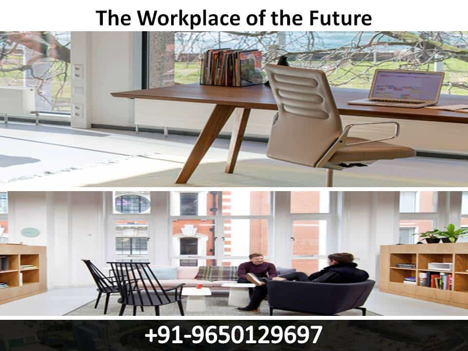 The Workplace of the Future 9650129697
