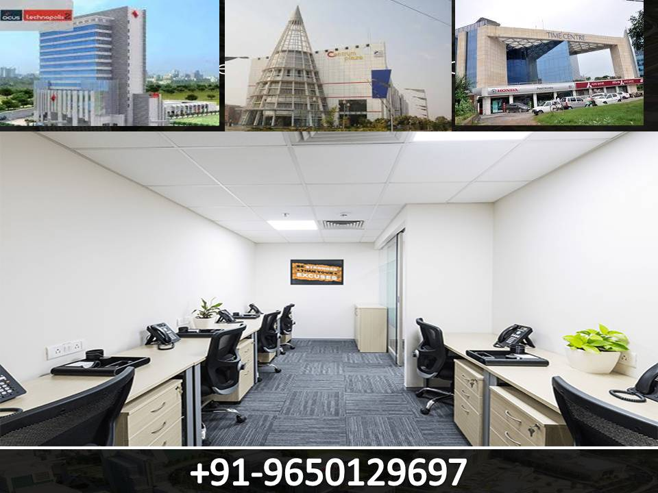 Small Office Space For Rent In Gurgaon 9650129697